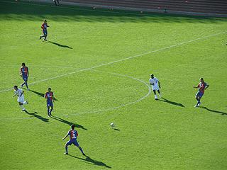FC東京×川崎フロンターレ ナビスコカップ決勝_c0025217_19432572.jpg