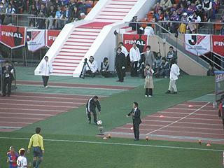 FC東京×川崎フロンターレ ナビスコカップ決勝_c0025217_19451153.jpg