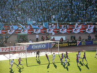 FC東京×川崎フロンターレ ナビスコカップ決勝_c0025217_19453595.jpg