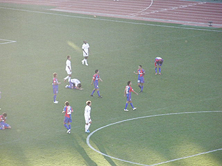 FC東京×川崎フロンターレ ナビスコカップ決勝_c0025217_19465261.jpg