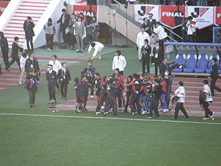 FC東京×川崎フロンターレ ナビスコカップ決勝_c0025217_1947288.jpg