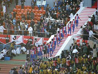 FC東京×川崎フロンターレ ナビスコカップ決勝_c0025217_19501787.jpg