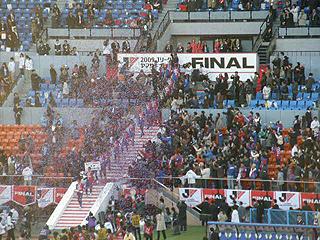 FC東京×川崎フロンターレ ナビスコカップ決勝_c0025217_19525143.jpg