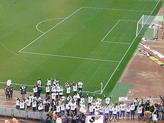 FC東京×川崎フロンターレ ナビスコカップ決勝_c0025217_19553697.jpg