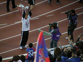 FC東京×川崎フロンターレ ナビスコカップ決勝_c0025217_19554952.jpg