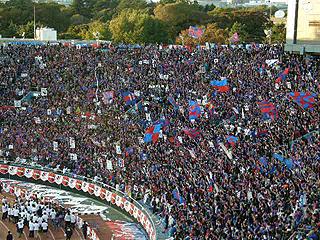 FC東京×川崎フロンターレ ナビスコカップ決勝_c0025217_19562724.jpg