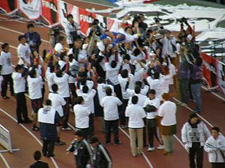FC東京×川崎フロンターレ ナビスコカップ決勝_c0025217_19565462.jpg