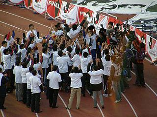 FC東京×川崎フロンターレ ナビスコカップ決勝_c0025217_1957210.jpg