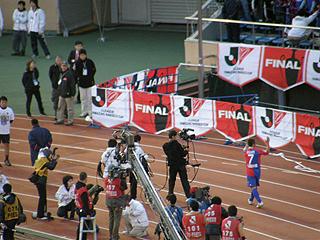 FC東京×川崎フロンターレ ナビスコカップ決勝_c0025217_19572376.jpg