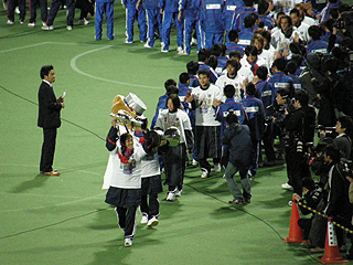 FC東京×川崎フロンターレ ナビスコカップ決勝_c0025217_19585291.jpg
