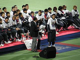 FC東京×川崎フロンターレ ナビスコカップ決勝_c0025217_2003523.jpg