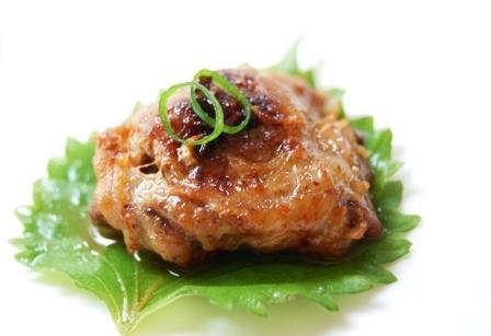 鶏とえのきとチンゲン菜のゆず胡椒炒め&_d0104926_314680.jpg