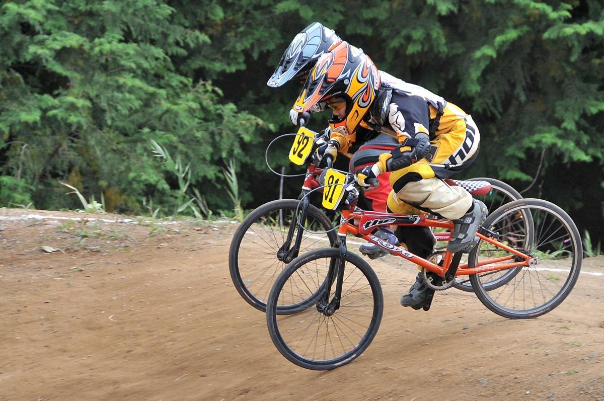 2009JBMXFジャパンシリーズ第4戦緑山VOL11:全クラス予選その2_b0065730_15301535.jpg