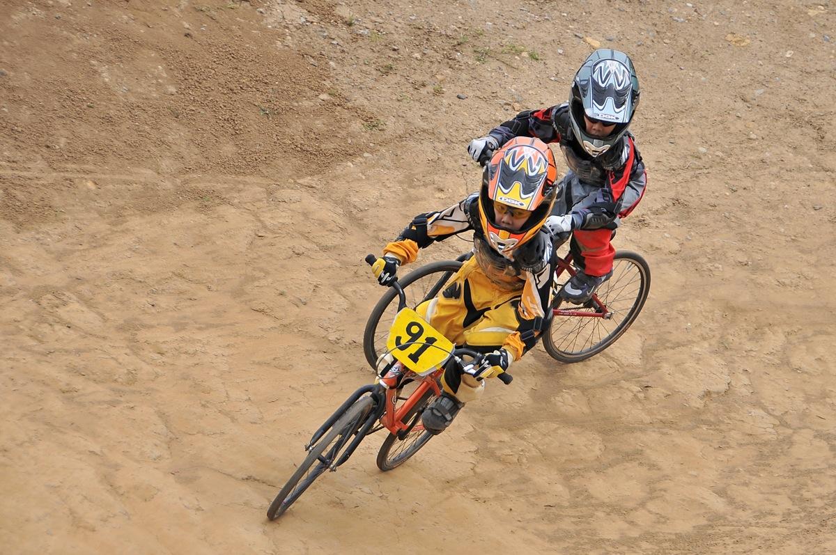 2009JBMXFジャパンシリーズ第4戦緑山VOL11:全クラス予選その2_b0065730_15302472.jpg