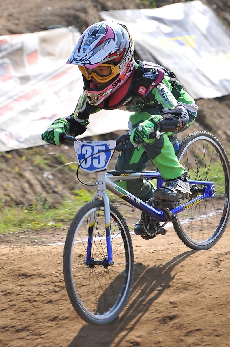 2009JBMXFジャパンシリーズ第4戦緑山VOL11:全クラス予選その2_b0065730_15313269.jpg