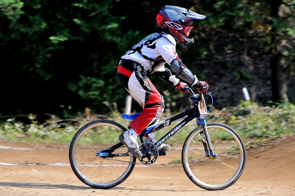 2009JBMXFジャパンシリーズ第4戦緑山VOL11:全クラス予選その2_b0065730_15343625.jpg