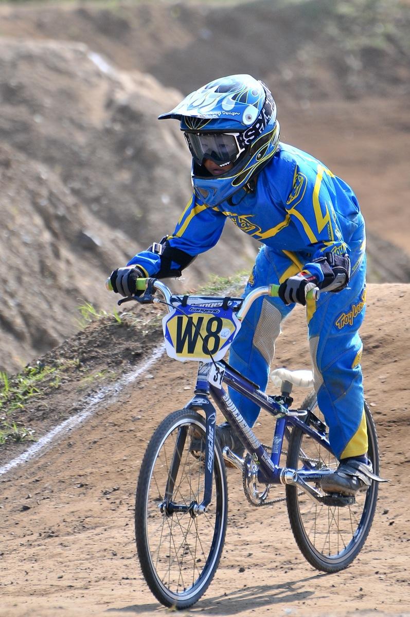 2009JBMXFジャパンシリーズ第4戦緑山VOL11:全クラス予選その2_b0065730_15371258.jpg