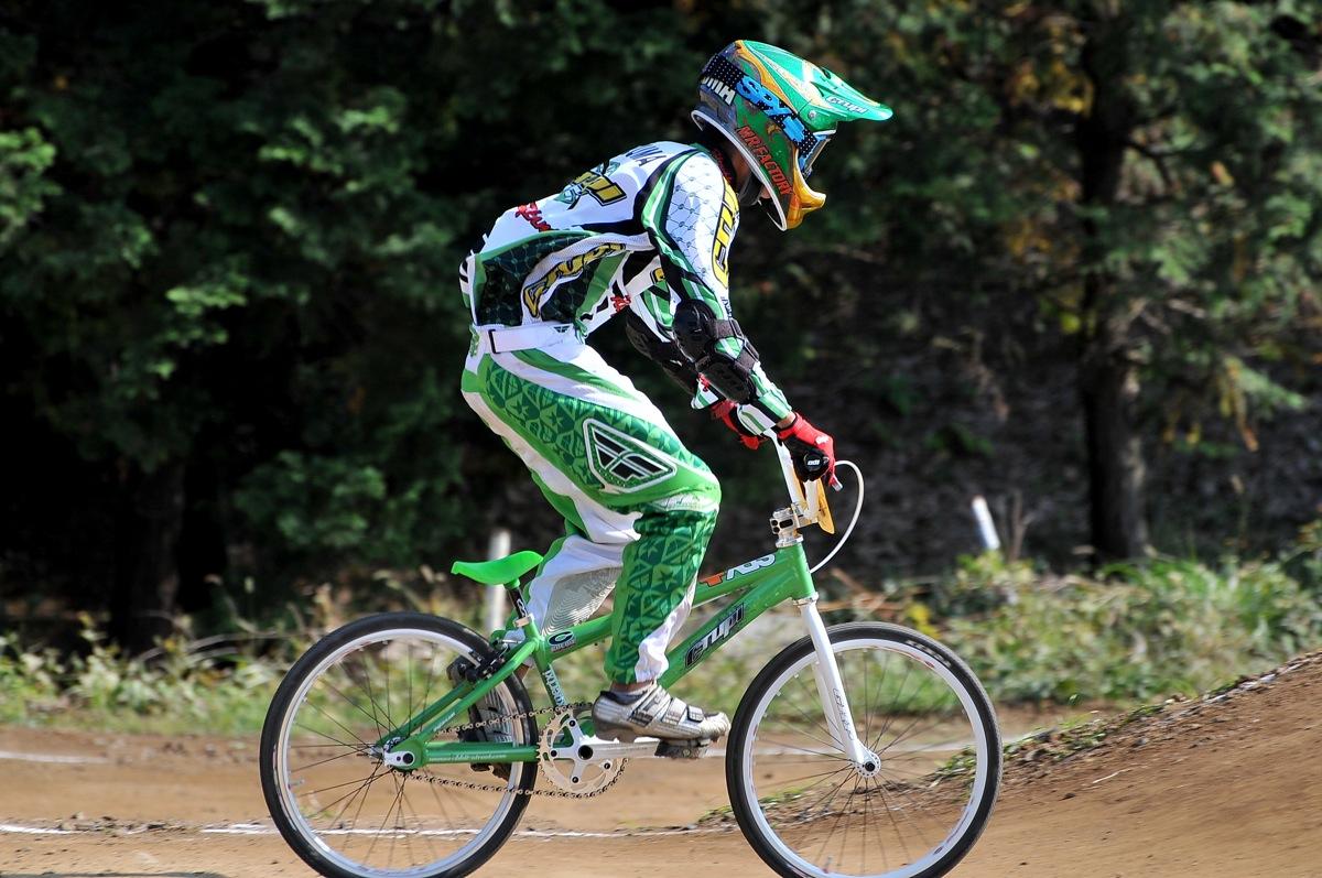 2009JBMXFジャパンシリーズ第4戦緑山VOL11:全クラス予選その2_b0065730_15415797.jpg