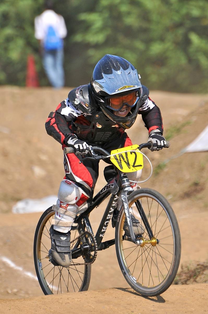 2009JBMXFジャパンシリーズ第4戦緑山VOL12:全クラス予選その3_b0065730_18101451.jpg