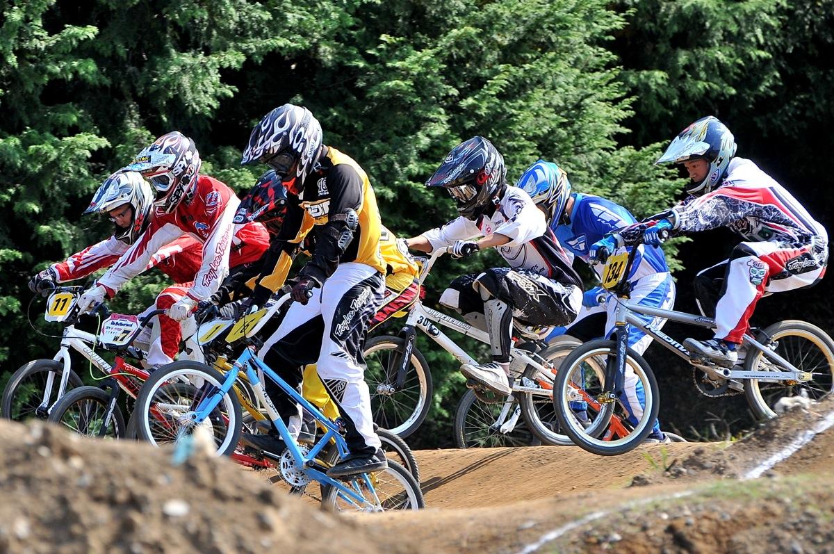 2009JBMXFジャパンシリーズ第4戦緑山VOL12:全クラス予選その3_b0065730_1835081.jpg