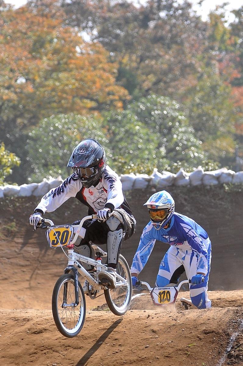 2009JBMXFジャパンシリーズ第4戦緑山VOL12:全クラス予選その3_b0065730_1843259.jpg