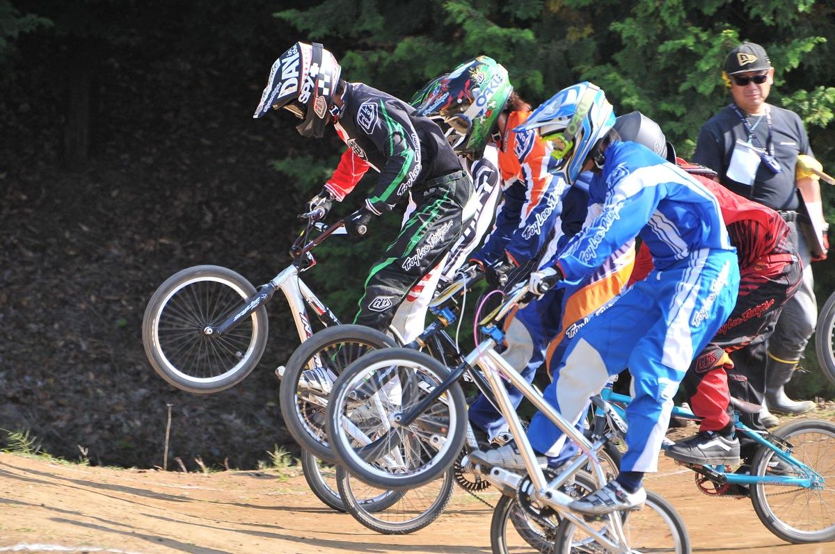 2009JBMXFジャパンシリーズ第4戦緑山VOL12:全クラス予選その3_b0065730_1844018.jpg