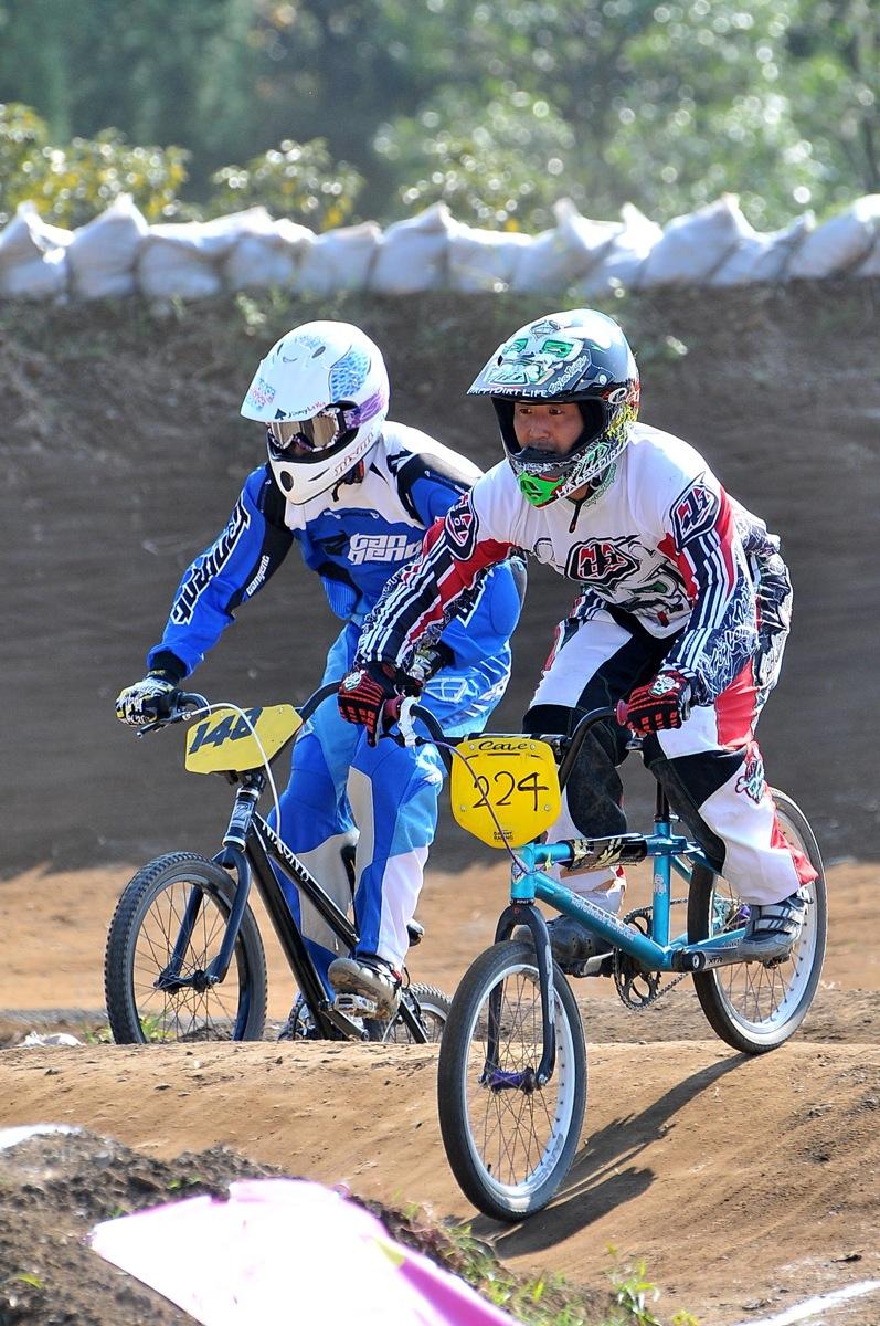 2009JBMXFジャパンシリーズ第4戦緑山VOL12:全クラス予選その3_b0065730_1845137.jpg