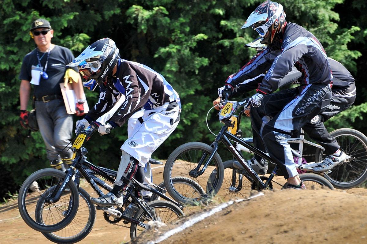 2009JBMXFジャパンシリーズ第4戦緑山VOL12:全クラス予選その3_b0065730_185098.jpg