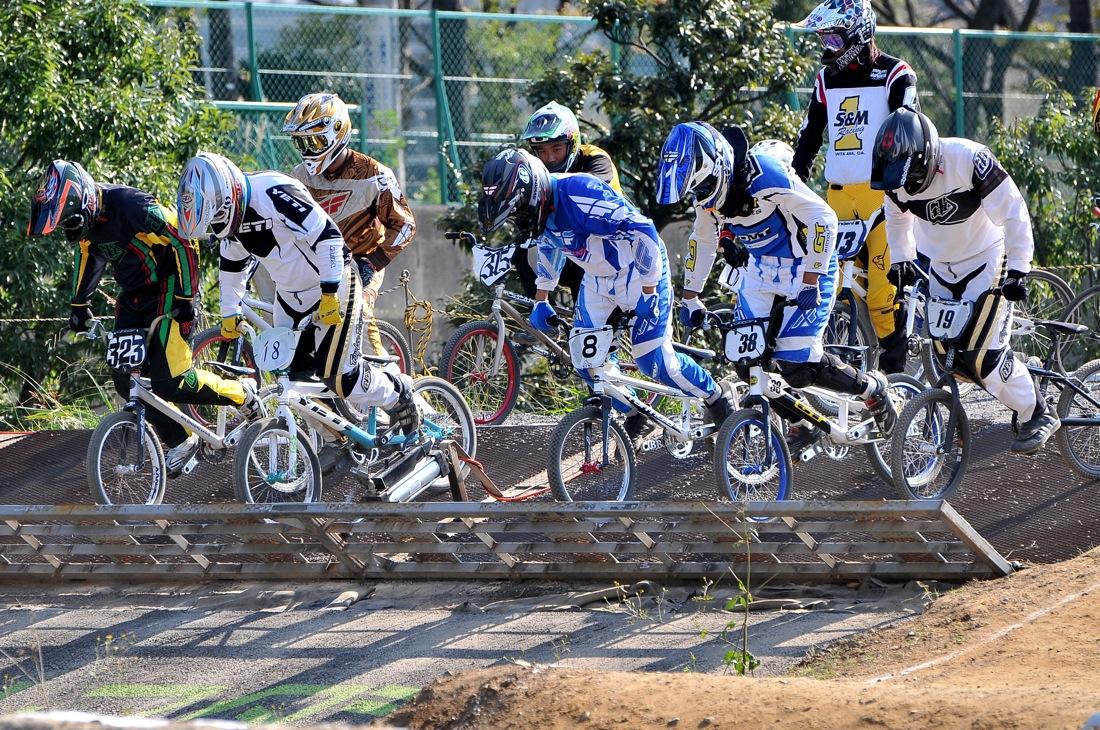 2009JBMXFジャパンシリーズ第4戦緑山VOL12:全クラス予選その3_b0065730_1851644.jpg