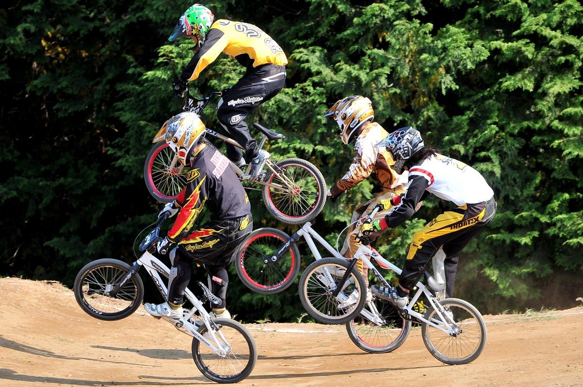 2009JBMXFジャパンシリーズ第4戦緑山VOL12:全クラス予選その3_b0065730_1874879.jpg