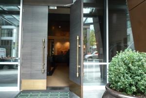 ブティックホテル内のVOYAでランチ。_d0129786_16425353.jpg