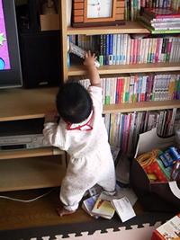 本棚を巡るたたかい。_d0073690_20385528.jpg