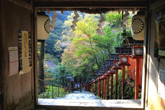 貴船神社 本宮_e0048413_20534142.jpg