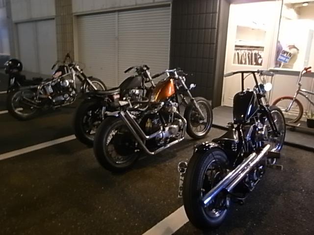 STROKE narita 本日のバイク_d0101000_15372920.jpg