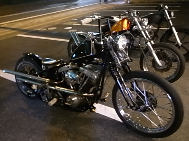 STROKE narita 本日のバイク_d0101000_15512875.jpg