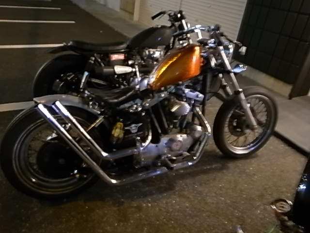 STROKE narita 本日のバイク_d0101000_1551714.jpg