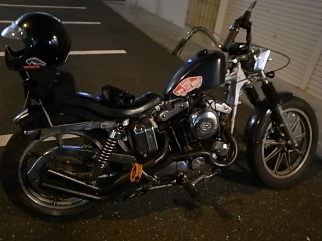 STROKE narita 本日のバイク_d0101000_1552932.jpg