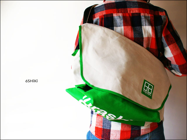 6SHiKi [6シキ] messenger bag [メッセンジャーバッグ] TA-DO002 _f0051306_18232047.jpg