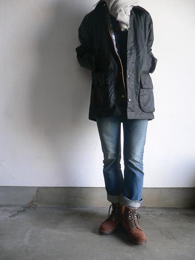 BARBOUR/バーブァー BEDALE/ビデイル