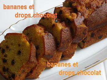 バナナとチョコチップのパウンド_c0213947_13215550.jpg