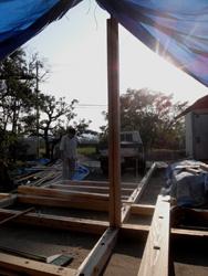木工事はじまりました。_f0108696_2159968.jpg