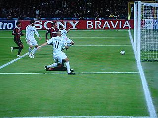 ACミラン×レアル・マドリード UEFAチャンピオンズリーグ 09-10グループリーグ_c0025217_10432199.jpg
