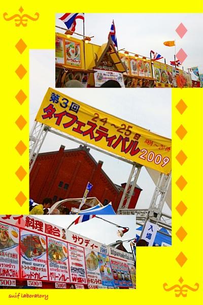 タイフェスティバル in 横浜2009@赤レンガ倉庫_c0156468_19543578.jpg