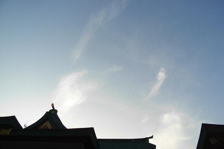 浦安(舞浜)、東京駅~日枝神社 (11/8)_b0006870_20504711.jpg