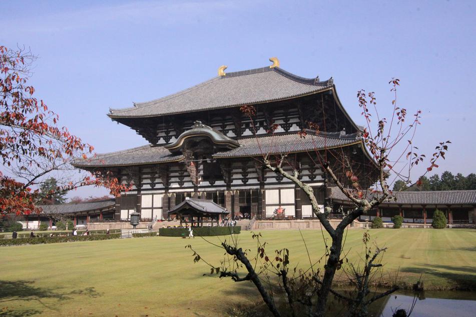 秋の東大寺周辺その1_a0107574_957244.jpg