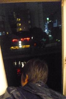 真鍋太郎さん×藤原ようこさん展/最終日再訪〜@夜の森岡書店_f0164187_1831012.jpg