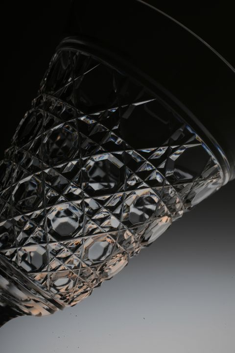 "Baccarat ""Diamond cut\"" glass_c0108595_1503416.jpg"