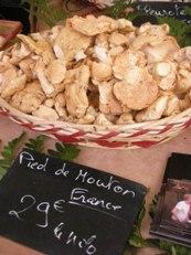 Terrine de champignons きのこのテリーヌ_c0097611_20293666.jpg