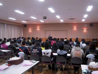 中京学院大学ちこり村で授業_d0063218_1583512.jpg