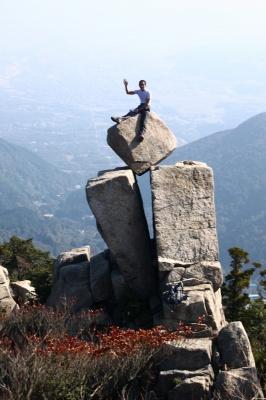 御在所岳 中道を登る 1212m  三重県_d0055236_8575586.jpg